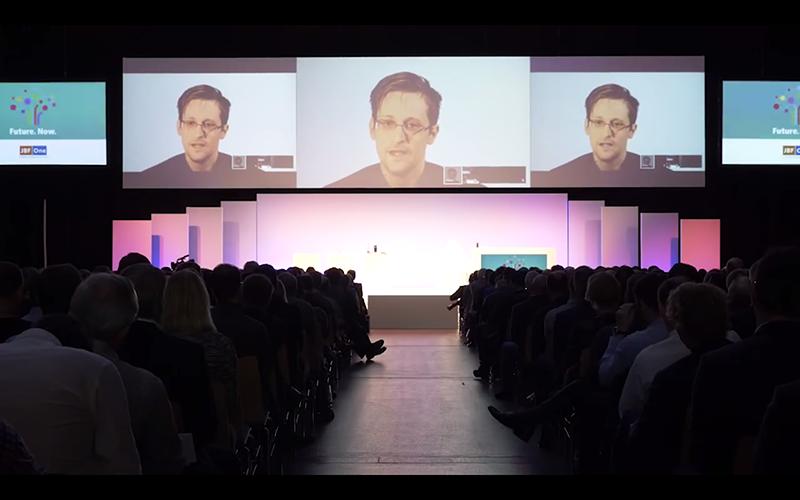 iPhone X – Edward Snowden's Sicherheitslücken