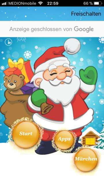 Adventskalender App 2017