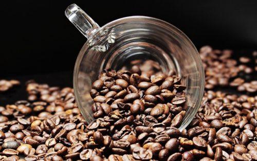Kaffee Bohnen ungesund